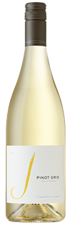J Vineyards Pinot Gris 2016 750ml